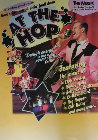 Poster for At the Hop, 2002