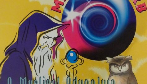 Flyer for Hoggin Magical Orb, November 2002