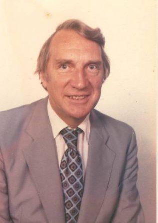 Ray Gorbing, Architect of the Gordon Craig Theatre