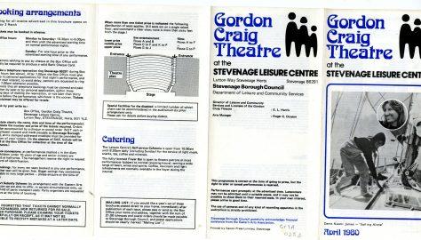 Brochure for April 1980