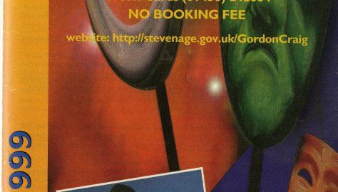 Brochure for June - August 1999