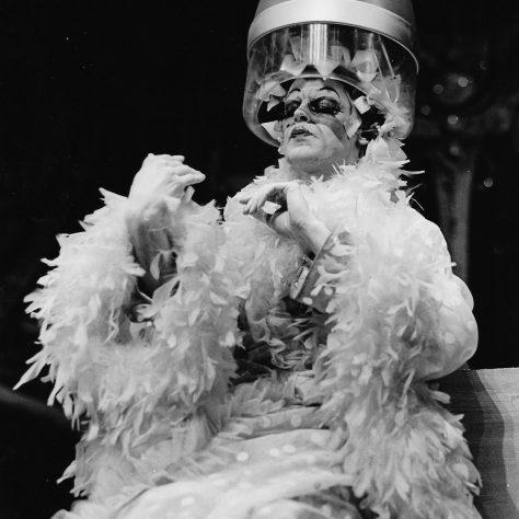 Nigel Ellacott, Cinderella at The GCT 1983