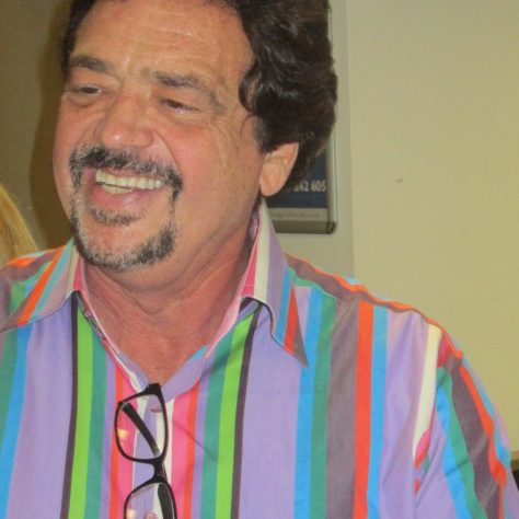 Jay Osmond at The Gordon Craig Theatre 28th September 2014 | Michael Penn