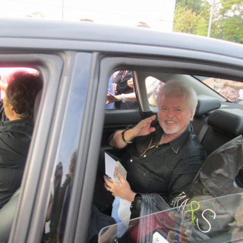 Merrill Osmond at The Gordon Craig Theatre 28th September 2014 | Michael Penn