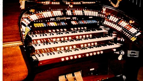 The Mighty Christie Theatre Organ