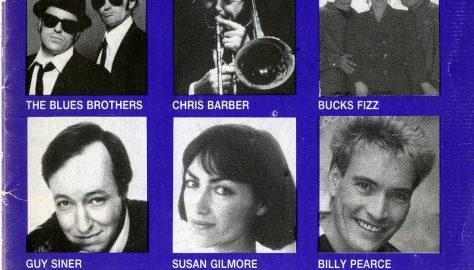 Brochure for April - June 1993